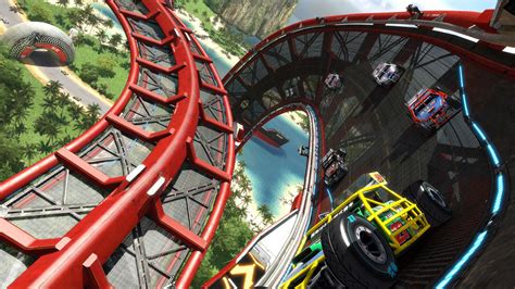 TrackMania: Turbo (PS4 / PlayStation 4) Game Profile ...
