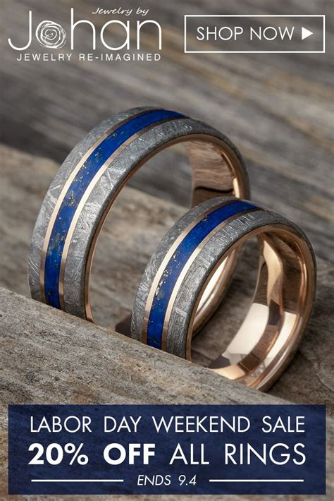 wedding ring during labor take 20 off our unique handmade rings during our labor day weekend sale rings in 2019