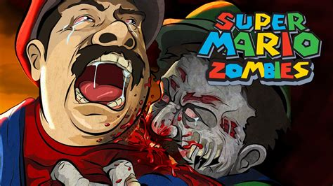 Best Super Mario Zombies Adventure Call Of Duty Zombies