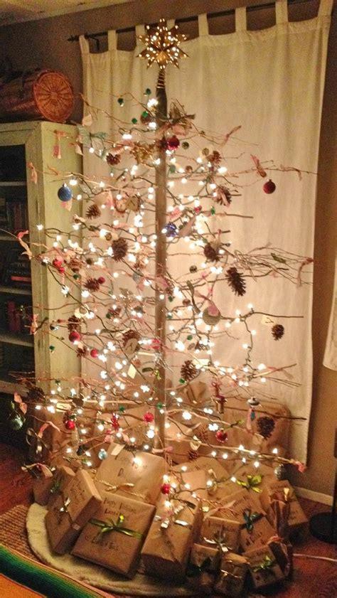 alternative christmas tree o christmas tree pinterest