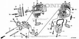 Honda Engines Gxv630rh Qaf Engine  Chn  Vin  Gjach