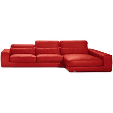 canapes de luxe canapé d 39 angle de luxe en cuir de vachette matisse verysofa