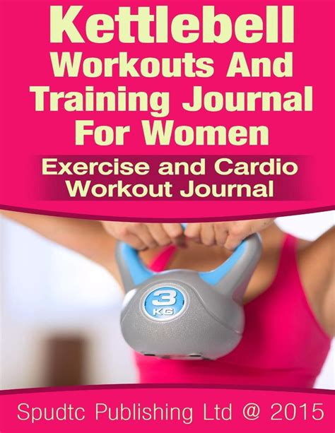 cardio kettlebell workout journal workouts exercise training