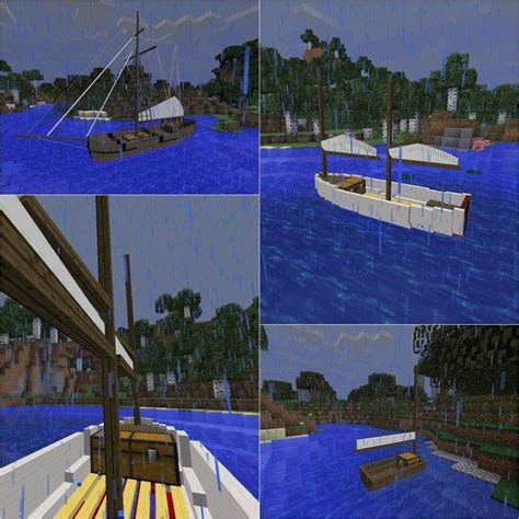 Boat Mod Minecraft 1 11 2 small boats mod for minecraft 1 11 2 1 10 2