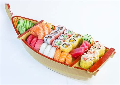 Sushi Boat Menu by Japanese Sushi Boat Www Pixshark Images Galleries