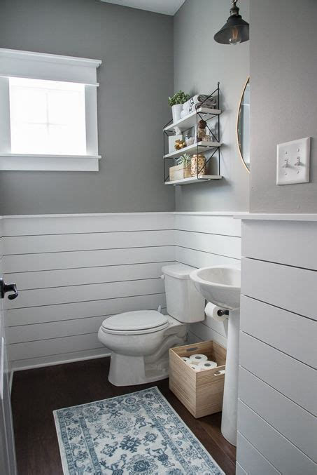 25  best ideas about Tiny powder rooms on Pinterest