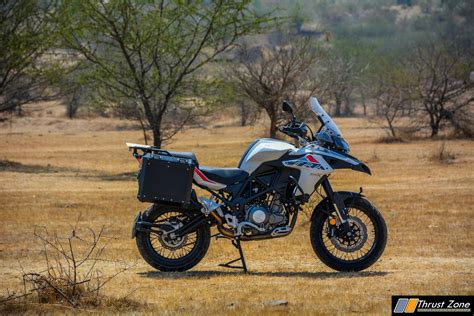 Review Benelli Trk 502x by Benelli Trk 502x India Review 14 Thrust Zone