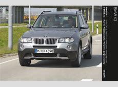 BMW X3 E83 specs & photos 2007, 2008, 2009, 2010