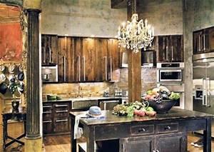10 astuces pour creer une cuisine rustique for 10 astuces pour creer une cuisine rustique