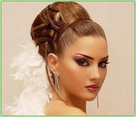 peinados elegantes de fiesta
