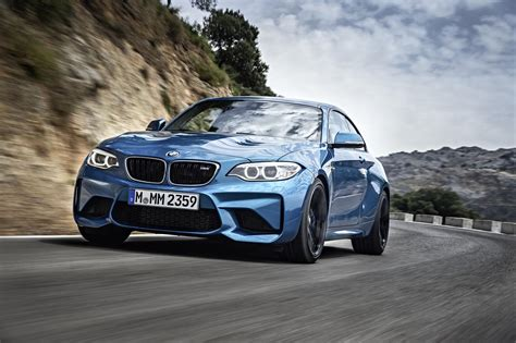 2016 Bmw M2 Coupe Background Wallpaper