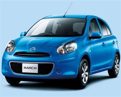 Gambar Mobil Nissan March by Harga Mobil Nissan March Dan Spesifikasi Detailmobil
