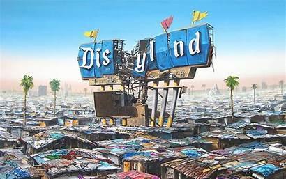 Disneyland Disney Ghetto Jeff Gillette Walt Apocalyptic