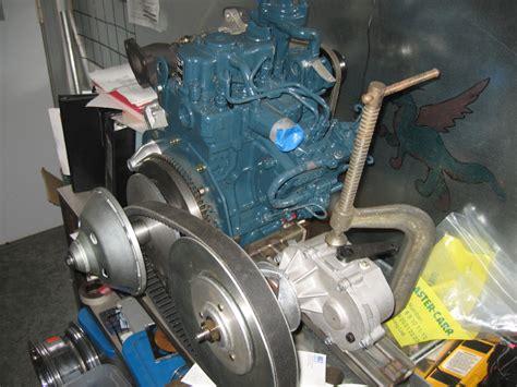 kubota  transmission