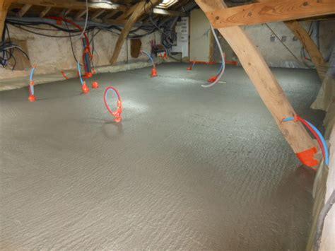 beton allege sur plancher bois beton allege sur plancher bois 28 images coulage d une dalle b 233 ton sur panneau et