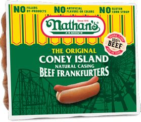 Hot Dogs | Nathan's Famous