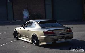 Nissan  Silvia  S13  S14  S15  240sx  Slammed  Stance