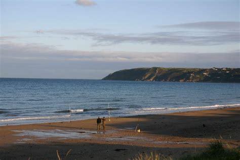 campingplatz frankreich normandie strand cotentin le