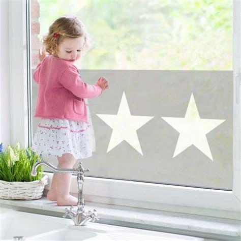 Fenster Sichtschutzfolie Sterne by Fensterfolie Sichtschutz Fenster Gro 223 E Wei 223 E Sterne