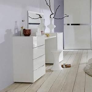 Sideboard Für Schlafzimmer : top schminktisch set 4 tlg schlafzimmer hochglanz ~ Lateststills.com Haus und Dekorationen