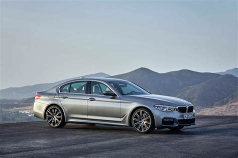 2017 Bmw 5 Series Sedan First Look Review  Motor Trend