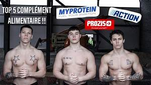 Top 5 Des Meilleurs Compl U00c9ments Alimentaires Pour Prendre Du Muscles  Top5