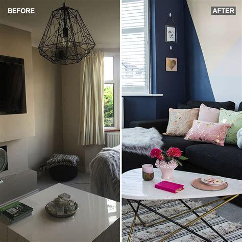 bland living room
