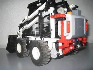 Lego Technic Erwachsene : lego technic bobcat rc youtube ~ Jslefanu.com Haus und Dekorationen