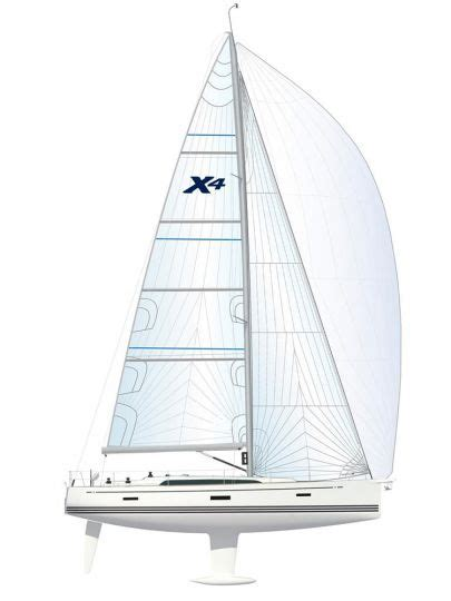 Zeilboot X4 by X4 Un Retour Aux Fondamentaux Du Voilier De Croisi 232 Re