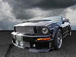 The Dominator - Cervini Mustang Photograph by Gill Billington