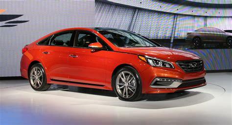 Us Buyers Aren't Buying 2015 Hyundai Sonata's More