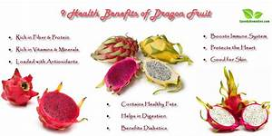 9 Health Benefits of Dragon Fruit | Home Remedies by ...