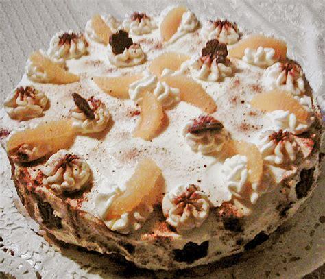 süßigkeiten torte ohne backen orangen mascarpone torte ohne backen rezept mit bild chefkoch de