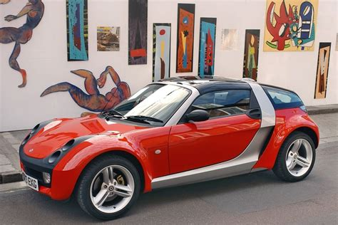 Smart Car Coupe by Smart Roadster 2003 Car Review Honest