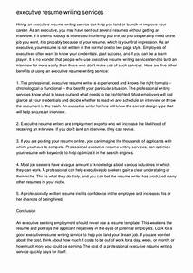college essays college application essays executive With executive resume service