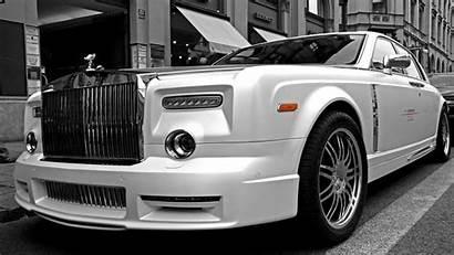 Royce Rolls Wallpapers Cars Desktop Phantom Mobile