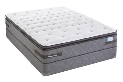 sealy posturepedic mattress sealy posturepedic mackville plush top mattress