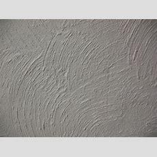 Textured Paint On Concrete Block