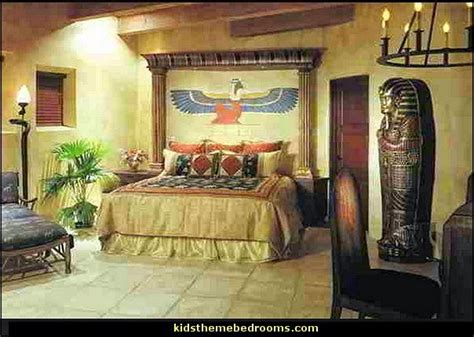 egyptian themed room youd   real