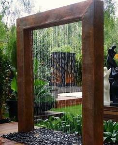 falling water feature http lometscom With building your indoor wall fountains
