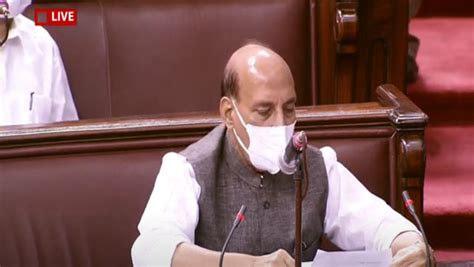 Will hold our heads high says Rajnath amidst overwhelming ...