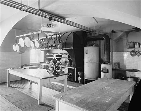 interior designing kitchen what s cooking in the white house kitchen the 1909