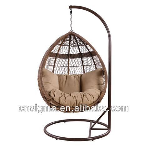 2014 best seller egg pod hanging chair swing chairs water