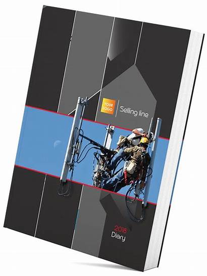 Diary Printed Laminated Customize Customized Electrical Engineering