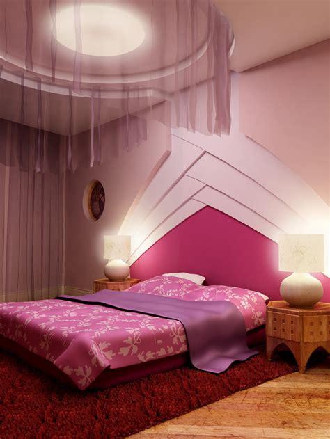 creative pink bedroom design ideas decoration love
