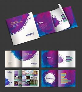 30 best picks of brochure design ideas template examples for inspiration for Pamphlet ideas