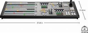 Blackmagic Design Monitor Recorder Blackmagic Design Swpanel2me Atem 2 M E Broadcast Panel
