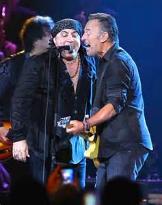Bruce Springsteen Drops Little Steven Album Release