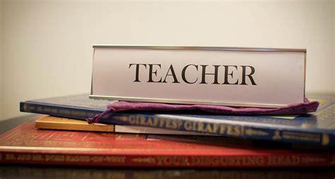reasons     teaching degree  education