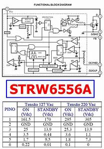 Strw6556a Datasheet - Power Controller